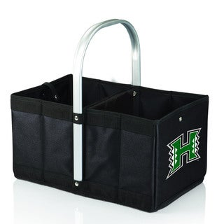 University of Hawaii Warriors Black Urban Picnic Basket