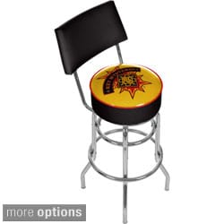 WWE 31-inch Padded Bar Stool and Back