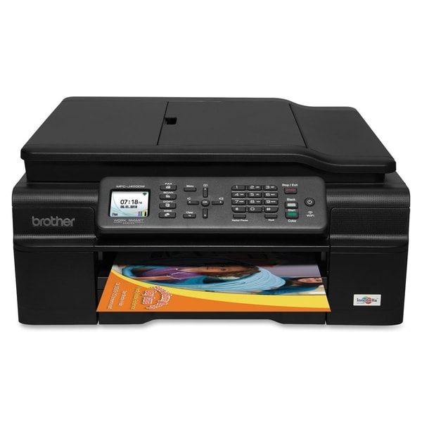Brother MFC-J450DW Inkjet Multifunction Printer - Color - Plain Paper