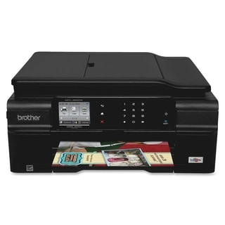 Brother MFC-J650DW Inkjet Multifunction Printer - Color - Plain Paper