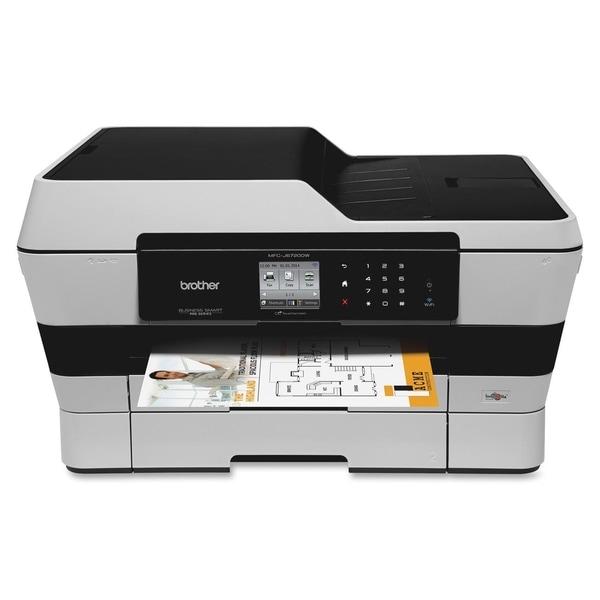 Brother MFC-J6720DW Inkjet Multifunction Printer - Color - Plain Pape