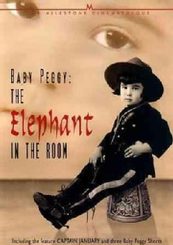 Baby Peggy: The Elephant in the Room (DVD)