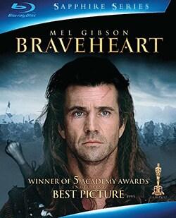 Braveheart Sapphire Series (Blu-ray Disc)