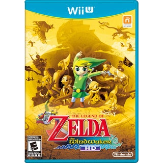 Wii U - Legend of Zelda: The Wind Waker HD