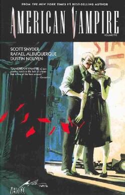 American Vampire 5 (Paperback)