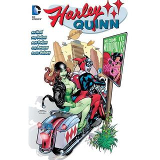 Harley Quinn: Welcome to Metropolis (Paperback)