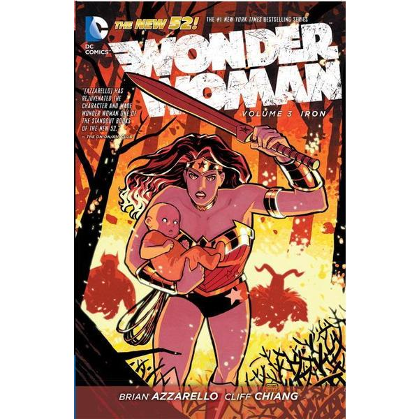 Wonder Woman 3: Iron (Paperback) 11676265