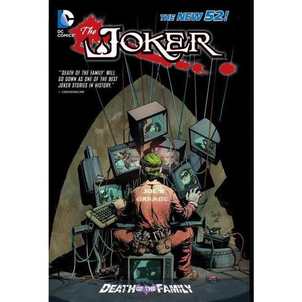 The Joker: Death of the Family (Paperback) 11676279