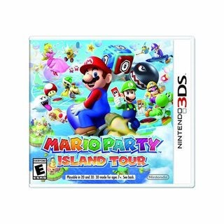 Nintendo 3DS - Mario Party: Island Tour