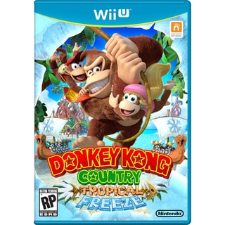 Wii U - Donkey Kong Country: Tropical Freeze
