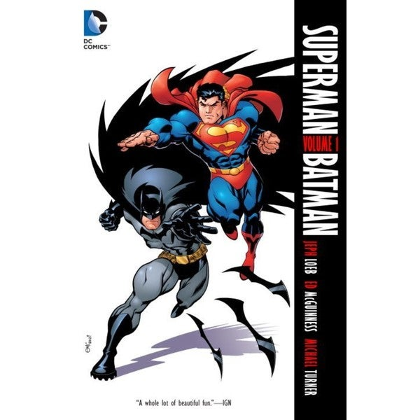 Superman/Batman 1 (Paperback) 11676387