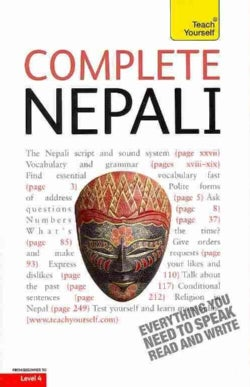 Teach Yourself Complete Nepali: From Beginner to Level 4