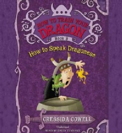 How to Speak Dragonese: Library Edition (CD-Audio)