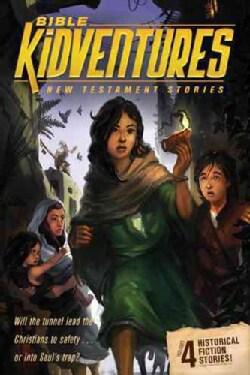 Bible Kidventures: New Testament Stories (Paperback)