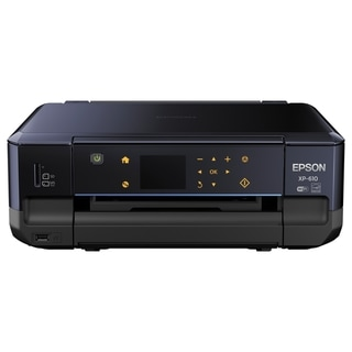 Epson Expression Premium XP-610 Inkjet Multifunction Printer - Color