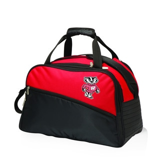 Picnic Time University of Wisconsin Badgers Tundra Duffel