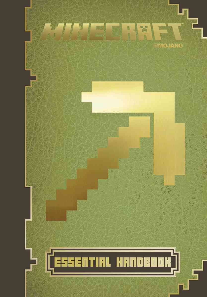 Minecraft: Essential Handbook (Hardcover)