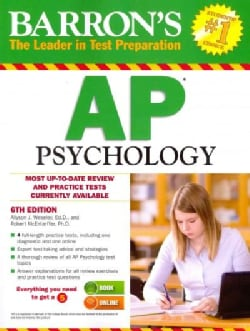 Barron's AP Psychology (Paperback)