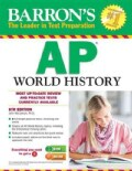 Barron's AP World History (Paperback)
