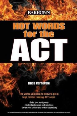 Hot Words for the ACT (Paperback)