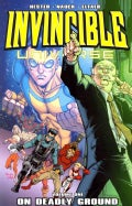 Invincible Universe 1: On Deadly Ground (Paperback)