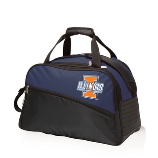 Picnic Time University of Illinois Fighting Fighting Illini Tundra Duffel