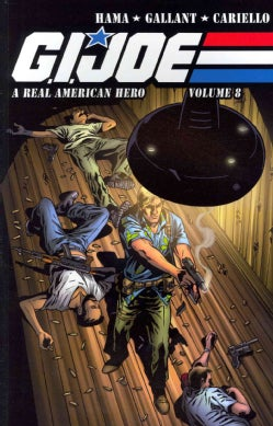G.I. Joe: A Real American Hero 8 (Paperback)