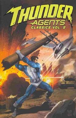 T.h.u.n.d.e.r. Agents Classics 2 (Paperback)