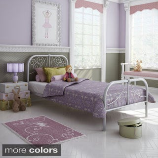 Ballerina Juvenile Twin Bed