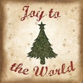 Jennifer Pugh 'Joy to the World' Paper Print (Unframed)