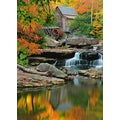 Ideal Decor 'Grist Mill' Wall Mural