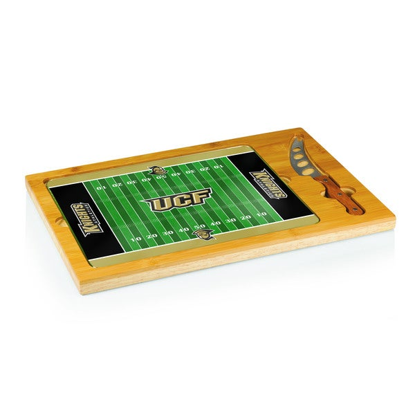 Football Icon University of Central Florida Knights Cheese Tray
