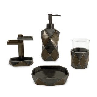 Complexity Bath Accessory 4-piece Set