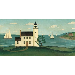Brewster 'Shelter Bay' Wall Mural