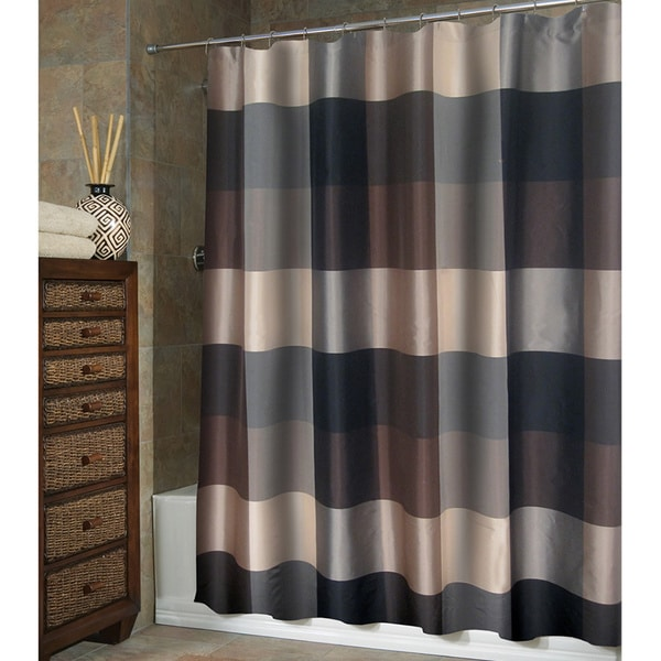 oxford modern shower curtain 15642887