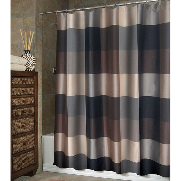 Oxford Modern Shower Curtain