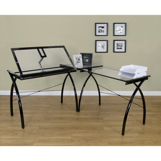 Studio Designs Futura LS Work Center Drafting and Hobby Craft Table with Tilt