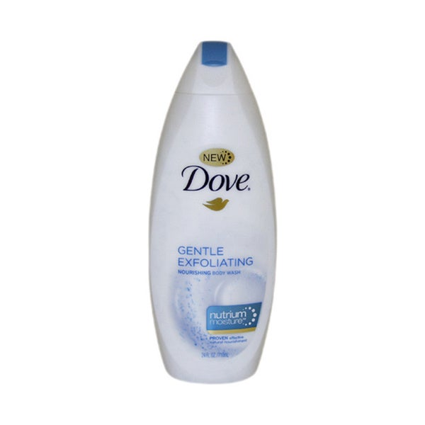 Dove Gentle Exfoliating 24-ounce Body Wash