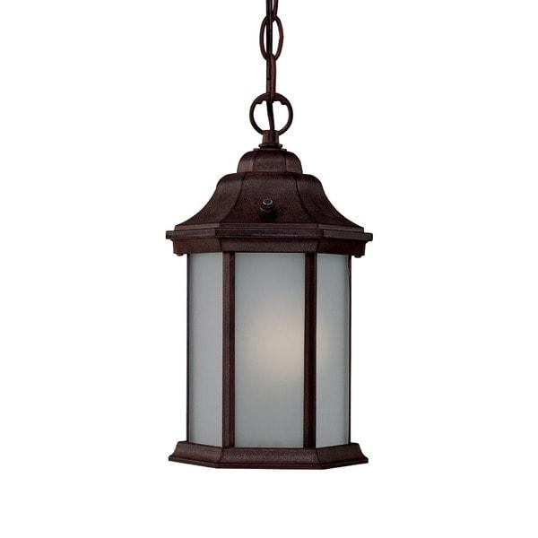 Craftsman Energy Star Collection Hanging Lantern 1 light