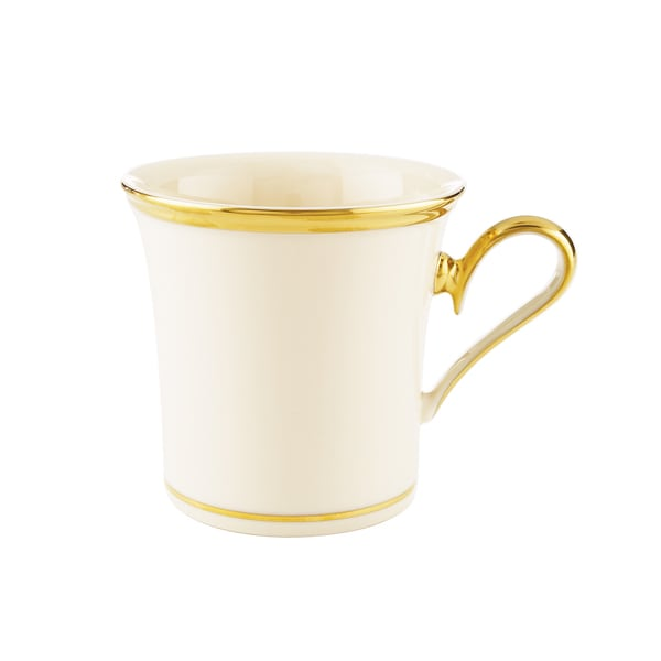Lenox 'Eternal' Ivory China Mug
