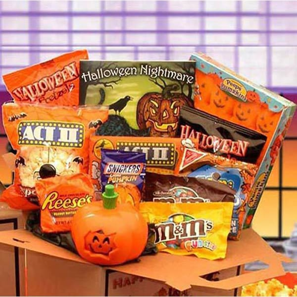 Ghoul Bites Halloween Care Package