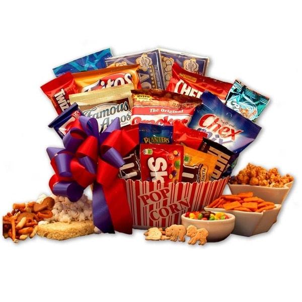 Snacktime Favorites Gift Basket 11678669