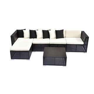 Orleans 6-piece Modular Sectional Sofa Set