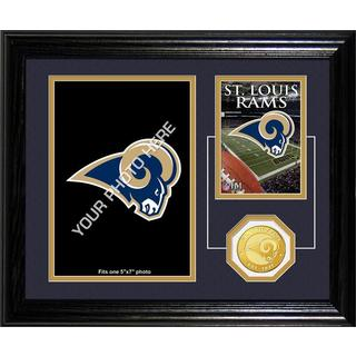 St. Louis Rams Framed Memories Desktop Photo