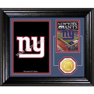 New York Giants Framed Memories Desktop Photo
