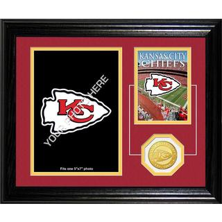 Kansas City Chiefs Framed Memories Desktop Photo