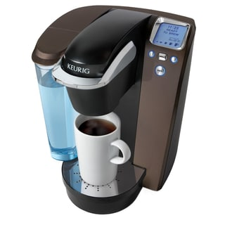 Keurig K75 Mocha Platinum Brewing System wih Bonus 12 K-cups and Water Filter Kit