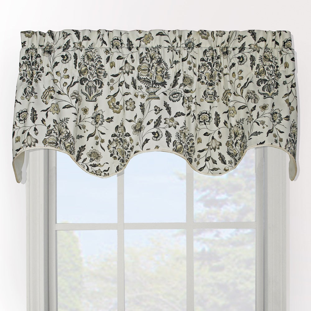 'Eugene' Duchess Filler Window Valance at Sears.com