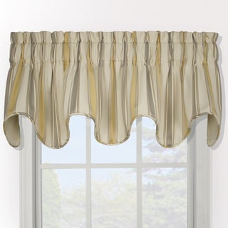 Bayview Scallop Window Valance