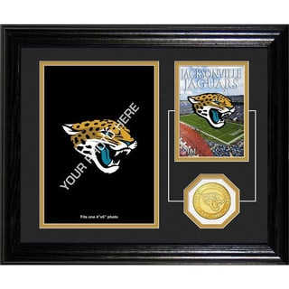 Jacksonville Jaguars Framed Memories Desktop Photo